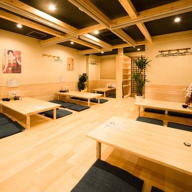 近江牛・海鮮 和味  店内の画像
