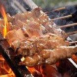 宴会受付中!焼師が焼きあげる香ばしい炭火焼と自慢の料理