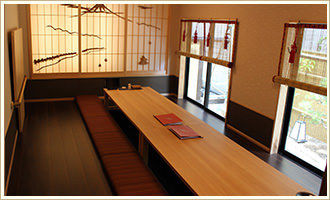 祇園小路 鮮 遊食房屋(ゆうしょくぼうや)  店内の画像