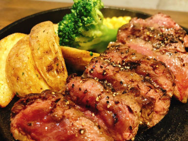 ステーキ&ハンバーグmoo moo(ムームー)  メニューの画像