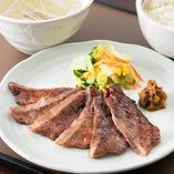 炭焼き 仙台牛たん定食