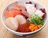 【豪華】北海丼