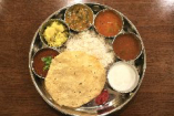 ★フルミールス  南インドを感じる菜食定食!