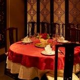個室多数完備・優雅な室内で美食を味わう上質なおもてなし空間