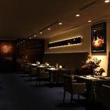 上質で心地よい空間はアニバーサリーやご接待の特別なお食事にも