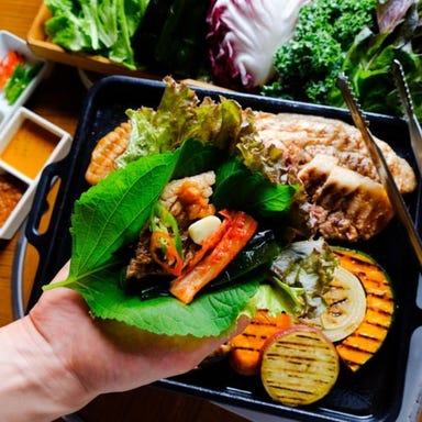 個室韓国伝統料理・ 焼肉ハヌリ新宿三丁目店 コースの画像