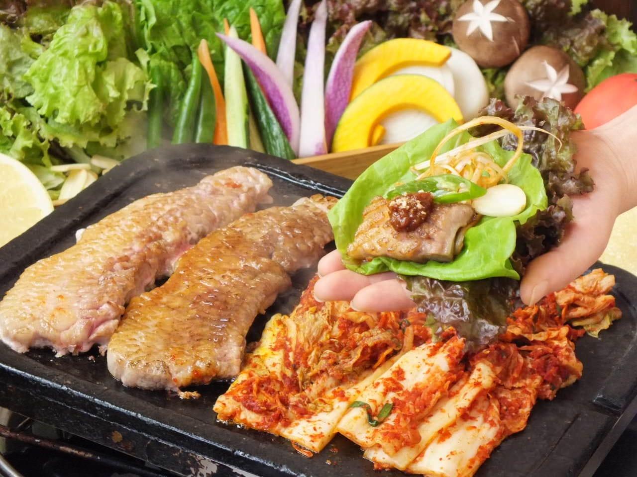 個室韓国伝統料理・ 焼肉ハヌリ新宿三丁目店