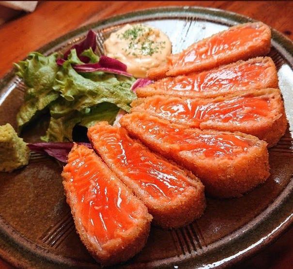 鮭専門店ならではの豊富な鮭料理♪