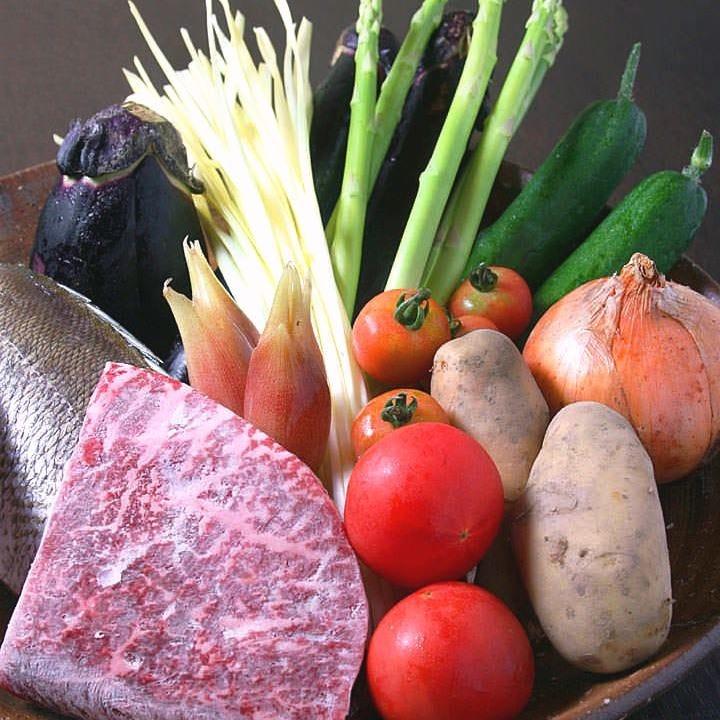 食材で岡山の魅力を再発見!