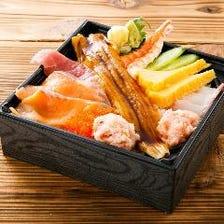 磯丸の海鮮丼をご自宅で!!