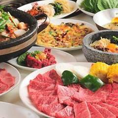 焼肉 韓国料理 浪花ホルモン 上本町店