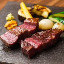 奈良の銘牛「大和牛」の貴重な赤身肉