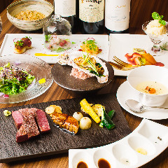 steak and wine Lampのこだわり