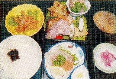 四季 花菜  メニューの画像