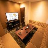 ソファー席 完全個室(2~12名様)[プレミアムVIPルーム]