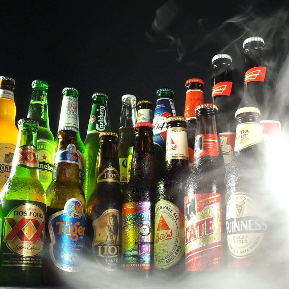 美味しく楽しむ!世界のビール