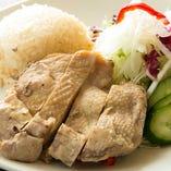 海南鶏飯(ハイナンシーファン)