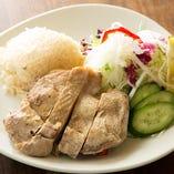 【限定10食】海南鶏飯(ハイナンジーファン)