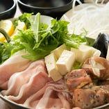 アジアン豆乳鍋