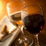 ハウスワイン各種