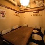 テーブル個室(4~6名様)