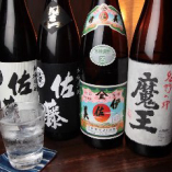 こだわりの日本酒・焼酎【国内産】