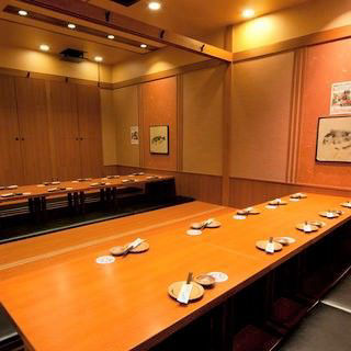 日本酒と魚の居酒屋 魚枡  店内の画像