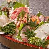 海鮮・肉・お好み焼き3つ全て楽しめるのは、当店ならでは♪