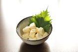 クリームチーズ西京味噌