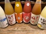 日本酒酒蔵のこだわりの果実酒♪