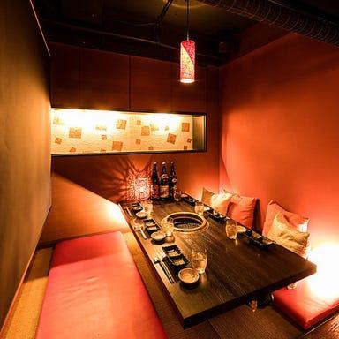 和牛焼肉食べ放題 牛衛門 ‐うしえもん‐ 渋谷 店内の画像