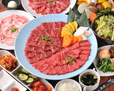 個室・炭火焼肉 新羅(しんら) 新浦安本店 コースの画像