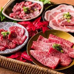 新羅肉盛りセット