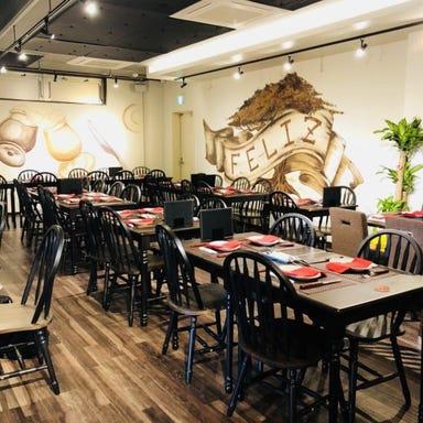 シュラスコレストラン FELIZ~フェリース~  店内の画像