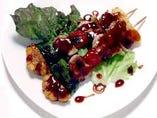 旬の素材を使用した料理をご提供しております。郷土&会席料理