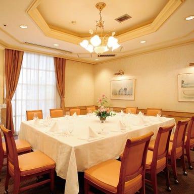 鳥取ワシントンホテルプラザ チャイナテーブル 店内の画像