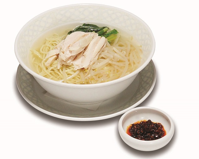 中華風鶏拉麺