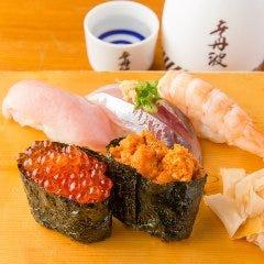 寿司居酒屋 や台ずし 行徳町