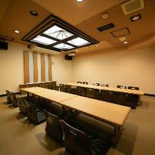 ◆15~25名様迄のご宴会に完全個室席