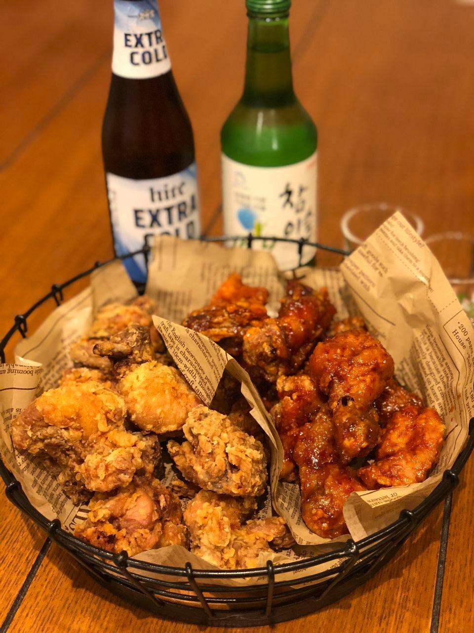 韓国チキン