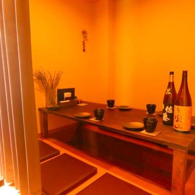 日本酒×炭火焼バル からんと  店内の画像