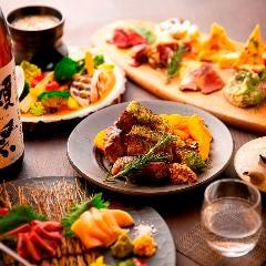 日本酒×炭火焼バル からんと