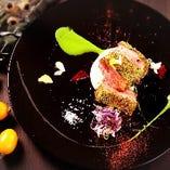 ◆自慢の炭火料理◆ 焼鳥や海鮮やお肉!遠赤外線効果で旨味凝縮