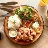 ◆人気の洋食ランチ◆ 700円~ご飯・スープお替わり自由!