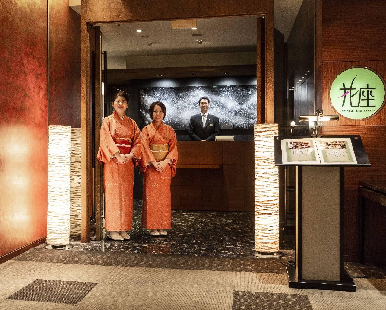 ホテルならではの「上質感と安心感」