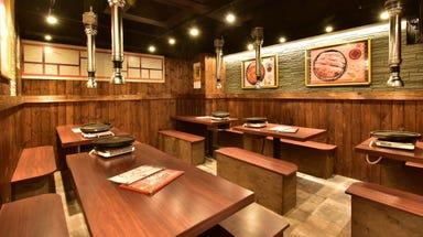 焼肉・サムギョプサル専門店 とんとら 大森本店  こだわりの画像
