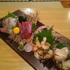 ◆超鮮魚盛り◆