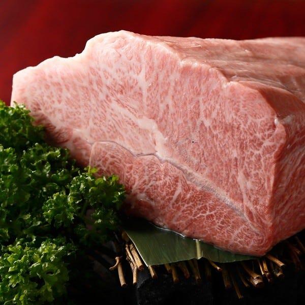 赤身肉の「相州和牛」