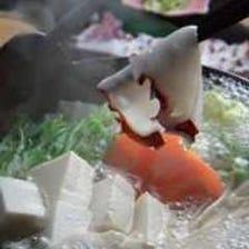 【名物】たこしゃぶ鍋