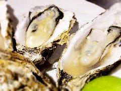 フィッシュハウスオリジナル焼き牡蠣